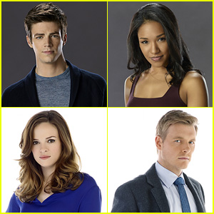 Check out the Super Hot New 'Flash' Cast Photos!