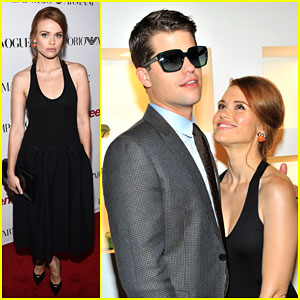 who is max carver dating 2014 Teen wolf stars holland roden and max carver mimicked the runway the couple, who started dating in may 2014, have been spotted.