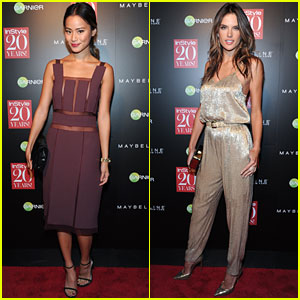 Jamie Chung Refuses to Slow Down During New York Fashion Week!