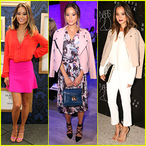 Jamie Chung Owns New York Fashion Week Everyone. No Arguments.