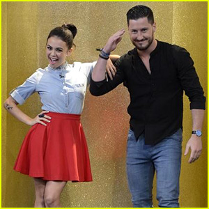 Janel Parrish, Bethany Mota, & New 'DWTS' Cast Make Their 'GMA' Debut! (Video)