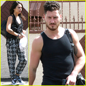 Janel Parrish & Val Chmerkovskiy are Dancing FoxTrot to 'Call Me Maybe'!