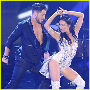 Janel Parrish & Val Chmerkovskiy Bring Sexy Back with 'DWTS' Jive - See the Pics!