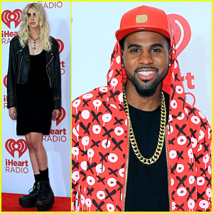 Jason Derulo Talks Dirty at iHeartRadio Music Festival 2014 - Watch Now!
