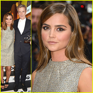 Jenna Coleman Responds to 'Doctor Who' Rumors: 'I Like The Rumors'