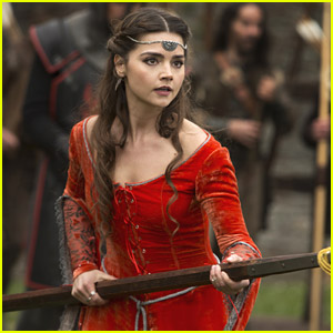 Jenna Coleman Shows Robin Hood She's No Damsel In Distress In New 'Doctor Who' Stills