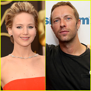 Jennifer Lawrence 'Stared Adoringly' at Chris Martin During His Coldplay Concert