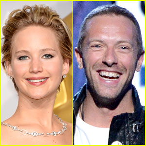 Jennifer Lawrence Goes On Another Romantic Date with Chris Martin!