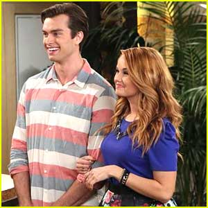 Debby Ryan & Pierson Fode: Check Out Jessie & Brooks' Fan Voted Wedding - It's Gorgeous!