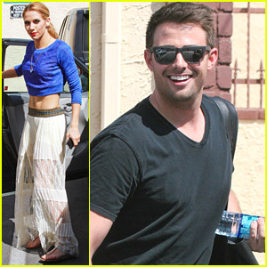 Jonathan Bennett Wants To Dance To Meghan Trainor's 'All About That Bass' on DWTS