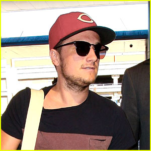 Josh Hutcherson Likes Being A Part of Movies That Transport People!