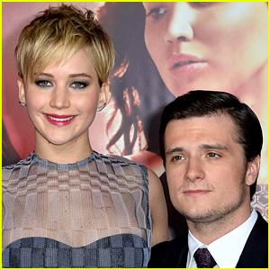 Josh Hutcherson Speaks Out About Jennifer Lawrence's Nude Photo Scandal: 'It's Not Fair'
