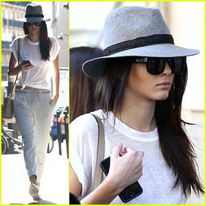 Kendall Jenner Reveals Her Beauty Secret: Lots of Sleep!