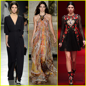 Kendall Jenner Rocks the Milan Runway!