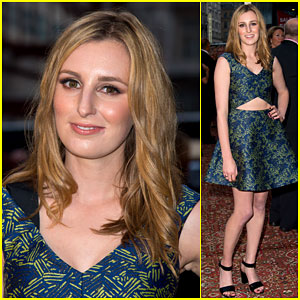 Downton Abbey's Laura Carmichael Says Being Like Lady Edith Would Be Abhorrent!