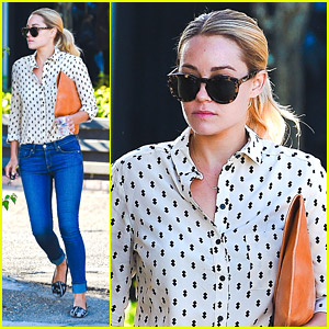 Lauren Conrad Shares Flea Market Shopping Tips