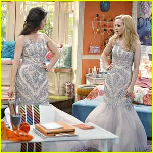 Dove Cameron & Kali Rocha Get Into A Mother Daughter Fashion Faceoff on 'Liv & Maddie' Season Premiere - See The Pics!