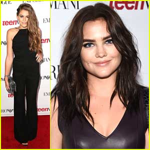 Twisted's Maddie Hasson Went Brunette & She Looks Fantastic!