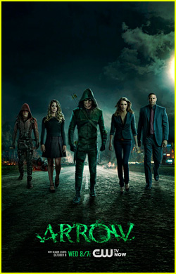 Starling City Looks Super Gloomy in New Season Three 'Arrow' Poster!