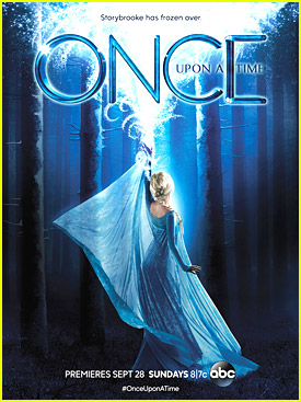 'Once Upon A Time' Gets 'Frozen' With New Poster - See It Here!