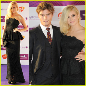 Pixie Lott Cozies Up to Boyfriend Oliver Cheshire in New 'Break Up Song' Video - Watch Now!