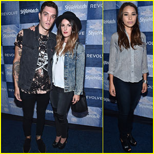 Shenae Grimes & Husband Josh Beech Are a Picture Perfect Couple at People StyleWatch Event!