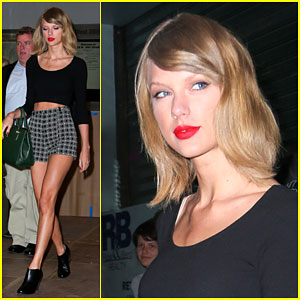 Taylor Swift Comes Up with a Brilliant New Food App Idea!