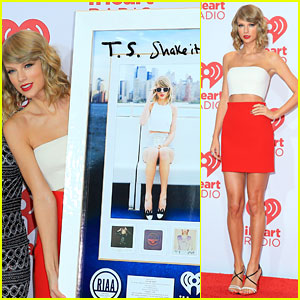 Taylor Swift Marks a Major Milestone at iHeartRadio Music Festival!