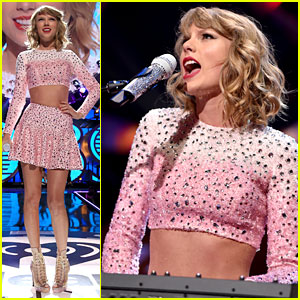 Taylor Swift's iHeartRadio Music Festival 2014 Performance Video - Watch Now!