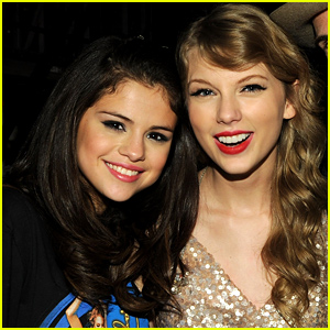Taylor Swift & BFF Selena Gomez Laugh Off Feud Rumors