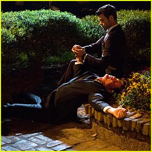 Elijah Gets a Little Bloody in These New Season Two 'Originals' Stills!