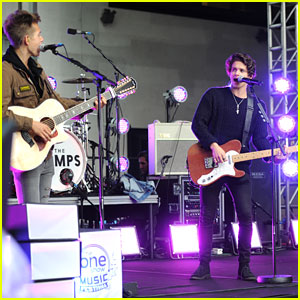 The Vamps Bring Down the House for BBC Radio!
