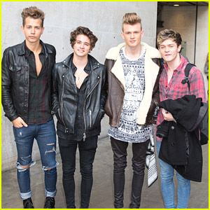 The Vamps To Play at Radio 1 Teen Awards 2014