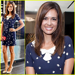 Torrey DeVitto is Proud to Be an L.A. Woman!