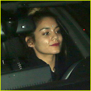 Vanessa Hudgens Hits the Town for a Night Out!