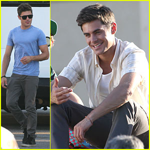 Zac Efron Raises Over $150,000 For Make A Wish Foundation!