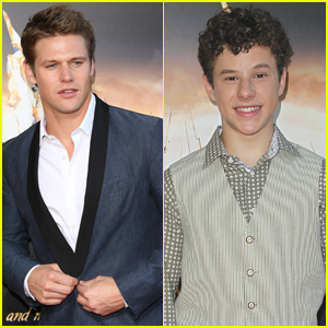Zach Roerig & Nolan Gould Premiere 'Field of Lost Shoes' in Los Angeles