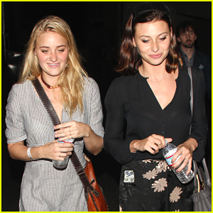 Aly & AJ Michalka Support Leighton Meester's Music
