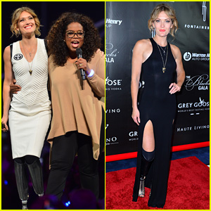 Amy Purdy Hits Miami for Tour with Oprah!