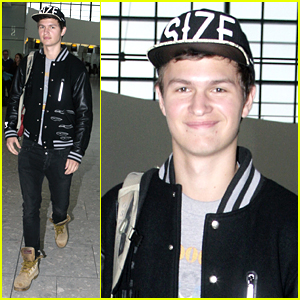 Ansel Elgort Loves That 'The Fault In Our Stars' Took It's Time With Hazel & Gus' Relationship
