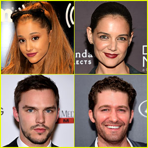 Ariana Grande & Nicholas Hoult Will Voice Characters in 'Underdogs' Movie!