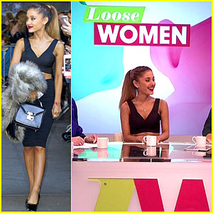 Ariana Grande Wants Her Fans to Be Healthy & Safe!