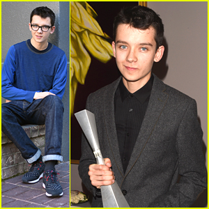 Asa Butterfield Honored With Rising Star Award At Savannah Film Festival