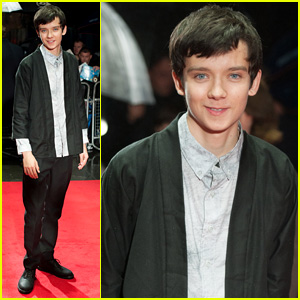Asa Butterfield Talks Challenging 'X+Y' Role