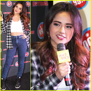 Becky G Is 'Super Excited' About iHeart Radio Fiesta