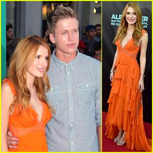 Bella Thorne Brings Ex-Boyfriend Tristan Klier to 'Alexander' Premiere