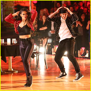 Bethany Mota & Mark Ballas Kill Their 'DWTS' Hip-Hop Routine - See the Pics!