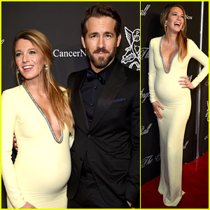 Blake Lively Makes Pregnancy Look Amazing & Ryan Reynolds Sure Seems to Agree!