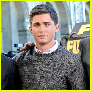 Logan Lerman's Movie 'Fury' Tops the Box Office!