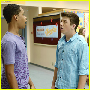 Bradley Steven Perry: Check Out The First Pic From 'Pants On Fire'!